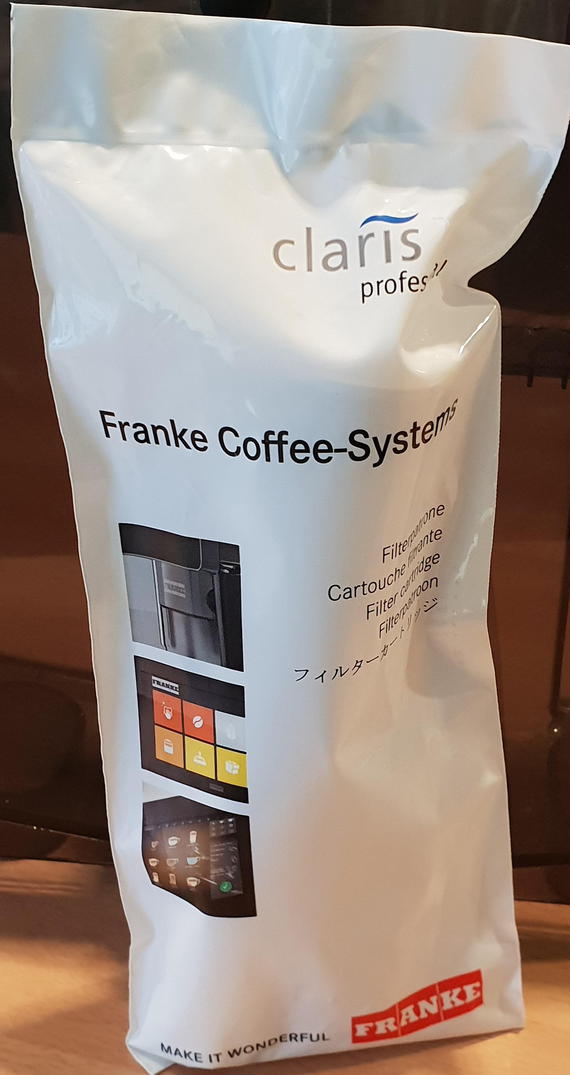Claris Wasserfilter für Franke Flair-//Saphira