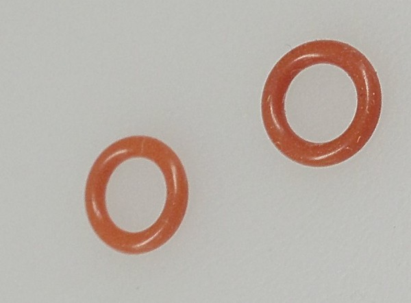 2 O-Ringe zu Franke Flair Dampf-und Milch, sowie Milchschaum Adapter