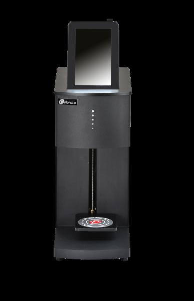 Coloranino Kaffeedrucker schwarz